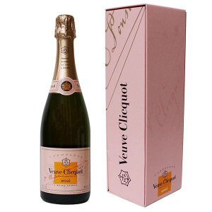 ヴーヴ クリコ ロゼ ローズラベル 750ml 正規品・箱付き(シャンパン)|paz-work
