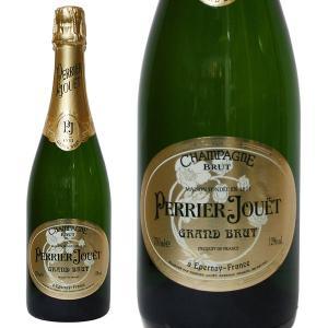 ペリエ ジュエ グラン ブリュット 750ml 正規品・箱なし(シャンパン)|paz-work