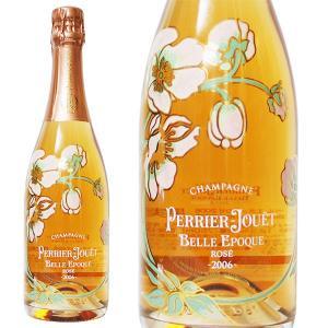 ペリエ ジュエ ベル エポック ロゼ [2006年] 750ml 正規品・箱なし(シャンパン)|paz-work