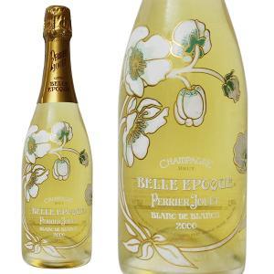 ペリエ ジュエ ベル エポック ブラン ド ブラン [2000年] 750ml 正規品・箱なし(シャンパン)|paz-work