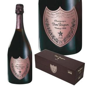 ドンペリニヨン ロゼ [1998年] 750ml 正規品・箱付き(シャンパン)|paz-work
