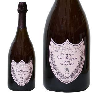ドン ペリニヨン ロゼ 2003年 750ml 正規品・箱なし(シャンパン)|paz-work