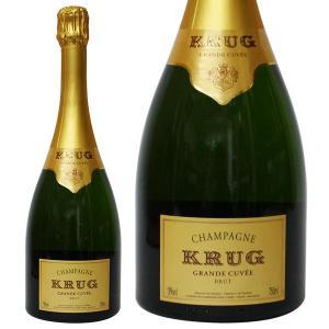 クリュッグ グラン キュヴェ ブリュット 750ml 正規品・箱なし(シャンパン)|paz-work
