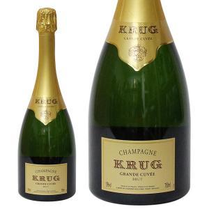 クリュッグ グラン キュヴェ ブリュット 750ml 並行品・箱なし(シャンパン)|paz-work