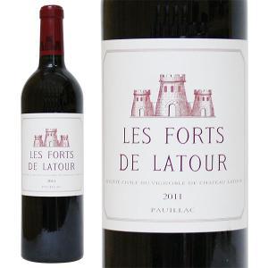 レ フォール ド ラトゥール 2011年 750ml 箱なし(赤ワイン・フランス) paz-work