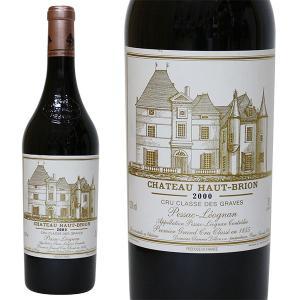 シャトー オー ブリオン 2000年 750ml 箱なし(赤ワイン・フランス) paz-work