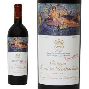 シャトー ムートン ロートシルト[2010年]750ml 箱なし(赤ワイン・フランス)|paz-work