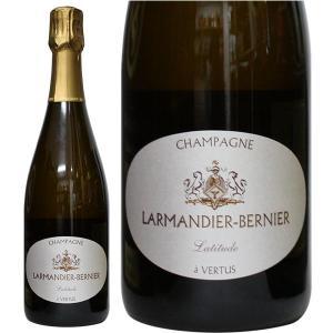 ラルマンディエ ベルニエ ラティテュード ヴェルテュ ブラン ド ブラン 750ml 並行品・箱なし(シャンパン)|paz-work