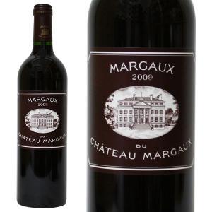 マルゴー デュ シャトー マルゴー [2009年] 750ml 箱なし(赤ワイン・フランス)|paz-work