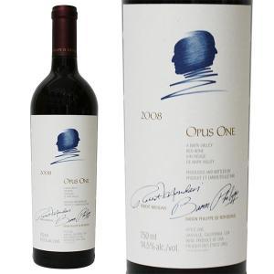 オーパス ワン [2008年] 750ml 箱なし(赤ワイン・アメリカ)|paz-work