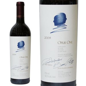 オーパス ワン [2009年] 750ml 箱なし(赤ワイン・アメリカ)|paz-work