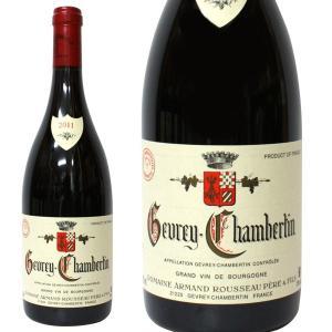 シュヴレ シャンベルタン [2011年] アルマン ルソー 750ml 箱なし(赤ワイン・フランス)|paz-work