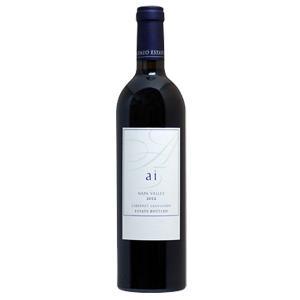 ケンゾー エステート 藍 ai 2013年 750ml 正規品・箱なし(赤ワイン・アメリカ)|paz-work