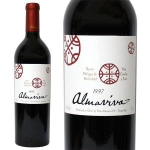 アルマヴィーヴァ [1997年] 750ml 箱なし(赤ワイン・チリ)|paz-work