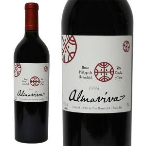 アルマヴィーヴァ [1998年] 750ml 箱なし(赤ワイン・チリ)|paz-work