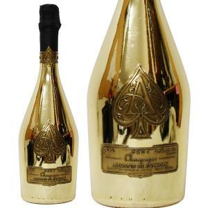 アルマン ド ブリニャック ブリュット 750ml 正規品・箱なし・布袋付き(シャンパン)|paz-work