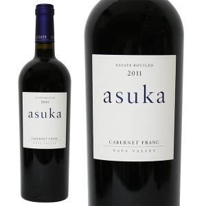 ケンゾー エステート 明日香 asuka [2015年] 750ml 正規品・箱なし(赤ワイン・アメリカ)|paz-work
