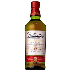 バランタイン 17年 グレントファーズ エディション 700ml 40% 現行品・箱付き(ウイスキー)|paz-work
