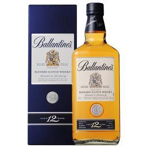 バランタイン 12年 700ml 40% 正規品・箱付き(ウイスキー)|paz-work