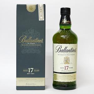 バランタイン 17年 700ml 40% 正規品・箱付き(ウイスキー)|paz-work