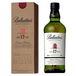バランタイン 17年 トリビュート リリース 700ml 48% 正規品・箱付き(ウイスキー) paz-work