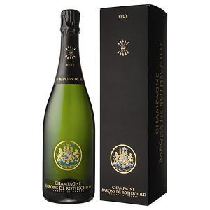 シャンパーニュ バロン ド ロスチャイルド ブリュット 750ml 正規品・箱付き(シャンパン)|paz-work