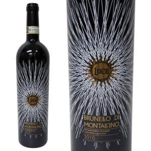 ルーチェ ブルネッロ ディ モンタルチーノ [2010年] 750ml 箱なし(赤ワイン・イタリア)|paz-work