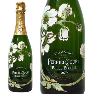ペリエ ジュエ ベル エポック [2007年] 750ml 正規品・箱なし(シャンパン)|paz-work