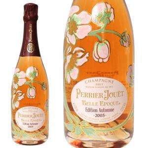 ペリエ ジュエ ベル エポック エディション オータム [2005年] 750ml 正規品・箱なし(シャンパン)|paz-work