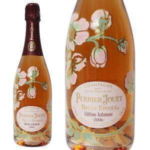 ペリエ ジュエ ベル エポック エディション オータム [2006年] 750ml 正規品・箱なし(シャンパン)|paz-work