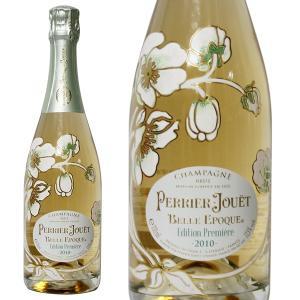 ペリエ ジュエ ベル エポック エディション プルミエール 2010年 750ml 正規品・箱なし(シャンパン)|paz-work