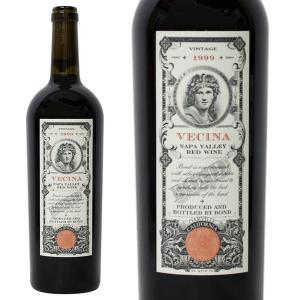 ボンド ヴェシーナ 1999年 ヴェッシーナ 750ml 箱なし(赤ワイン・アメリカ)|paz-work