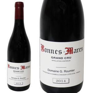 ボンヌ マール グラン クリュ 2014年 ジョルジュ ルーミエ 750ml 箱なし(赤ワイン・フランス)|paz-work