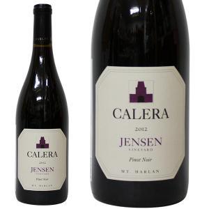 カレラ ジェンセン [2012年] 750ml 箱なし(赤ワイン・アメリカ)|paz-work