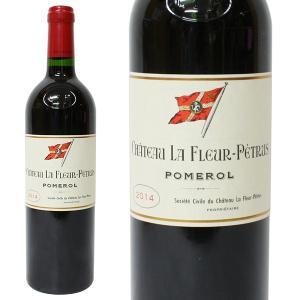 シャトー ラ フルール ペトリュス 2014年 750ml 箱なし(赤ワイン・フランス)|paz-work