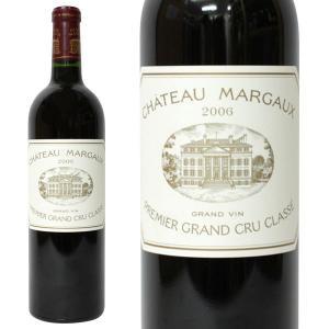 シャトー マルゴー 2006年 750ml 箱なし(赤ワイン・フランス)|paz-work