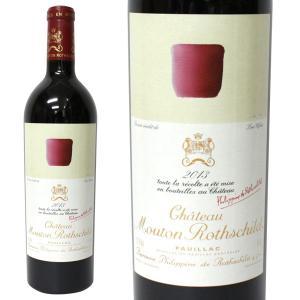 シャトー ムートン ロートシルト [2013年] 750ml 箱なし(赤ワイン・フランス)|paz-work