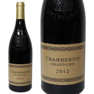 シャンベルタン グラン クリュ 2012年 フィリップ シャルロパン 750ml 箱なし(赤ワイン・フランス)|paz-work