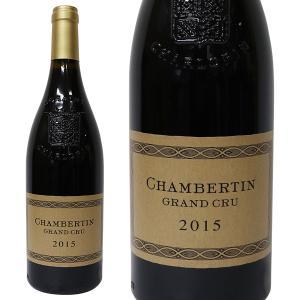 シャンベルタン グラン クリュ 2015年 フィリップ シャルロパン 750ml 箱なし(赤ワイン・フランス)|paz-work