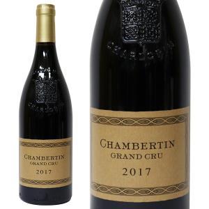 シャンベルタン グラン クリュ 2017年 フィリップ シャルロパン 750ml 箱なし(赤ワイン・フランス)|paz-work