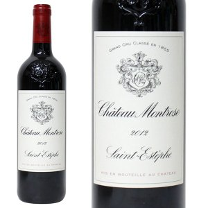 シャトー モンローズ 2012年 750ml 箱なし(赤ワイン・フランス)|paz-work