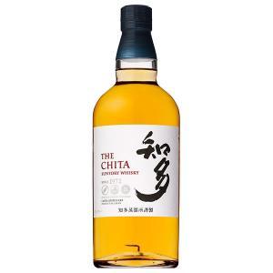 【大阪府民様限定販売】サントリー グレーン ウイスキー 知多 700ml 43% 正規品・箱なし(国産ウイスキー)|paz-work