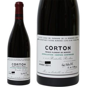 コルトン DRC [2011年] 750ml 正規品・箱なし(赤ワイン・フランス)|paz-work