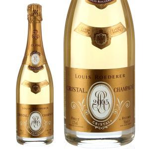 ルイ ロデレール クリスタル 2005年 750ml 正規品・箱なし(シャンパン)|paz-work