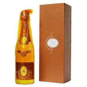 ルイ ロデレール クリスタル ロゼ 2005年 750ml 正規品・箱付き(シャンパン)|paz-work