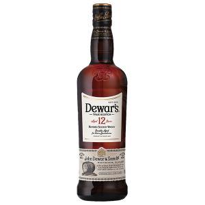 デュワーズ 12年 700ml 40% 正規品・箱付き(ウイスキー)|paz-work