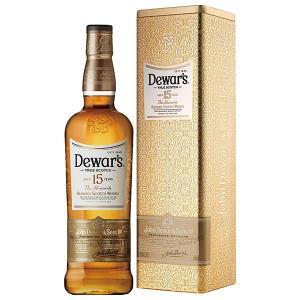 デュワーズ 15年 750ml 40% 正規品・箱付き(ウイスキー)|paz-work