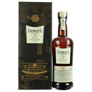 デュワーズ 18年 750ml 40% 正規品・箱付き(ウイスキー)|paz-work
