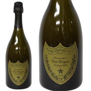 ドン ペリニヨン 2002年 750ml 並行品・箱なし(シャンパン)|paz-work