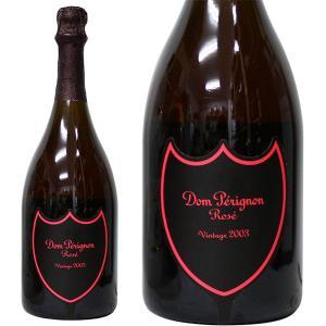 ドン ペリニヨン ロゼ ルミナス 2003年 750ml 正規品・箱なし(シャンパン)|paz-work